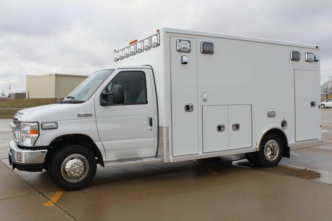 Victoryliner Ambulance