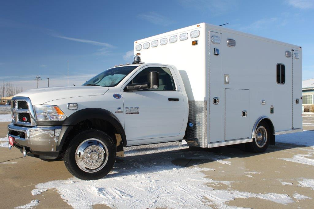 Platte Valley Medical Center | Life Line Emergency Vehicles