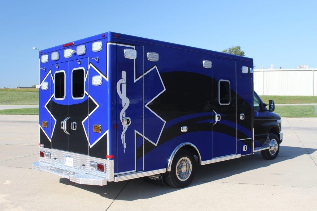 Unity Point Health | Life Line Emergency Vehicles