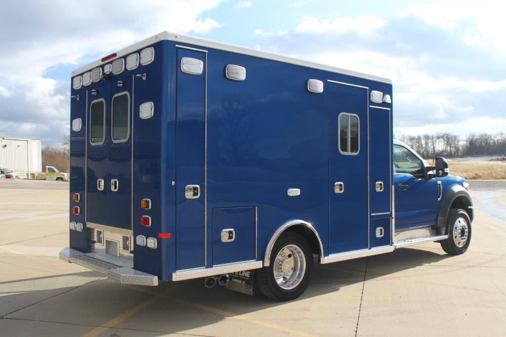 Town of Beckett Ambulance Dept.