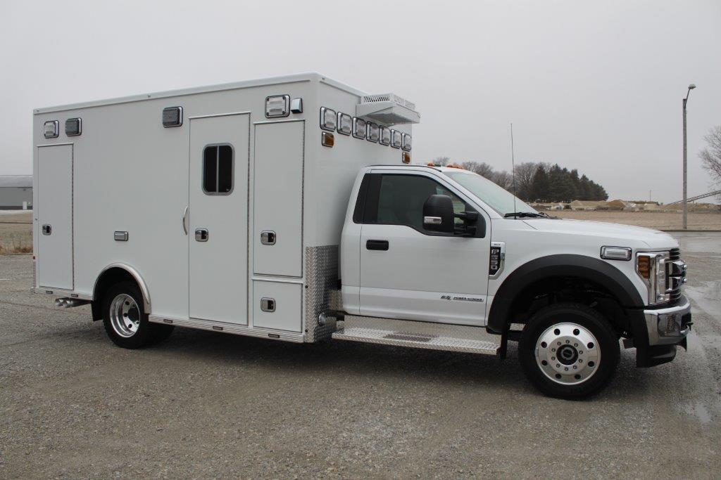10-8 Emergency Vehicle Service