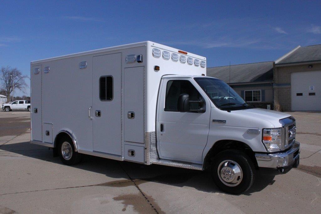 ford transit type 3 ambulance