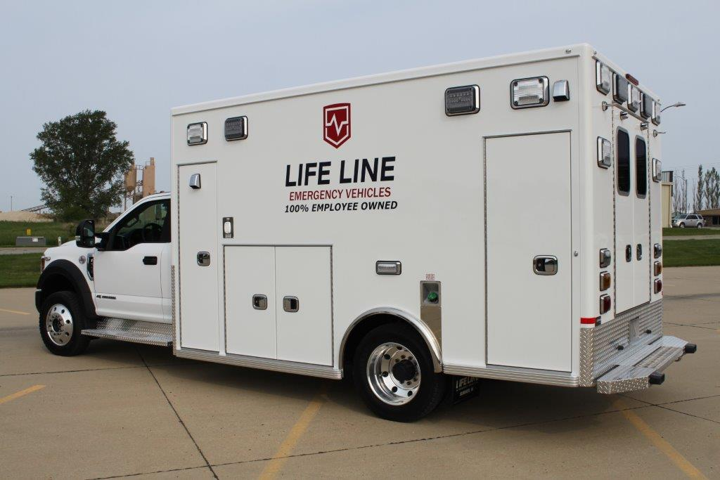 Gorman Emergency Vehicles-Demo On Hand