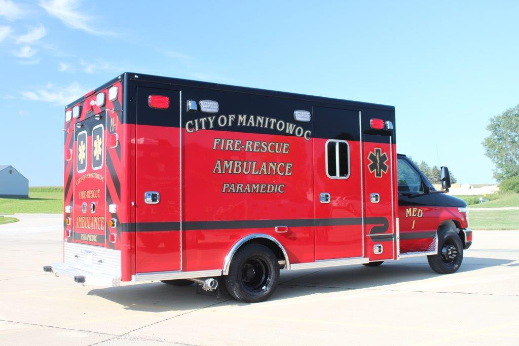 City of Manitowoc Fire Department