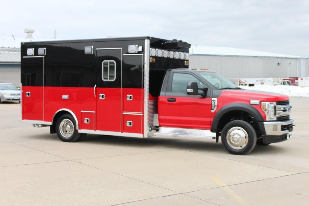 Paint Creek Joint EMS Fire District