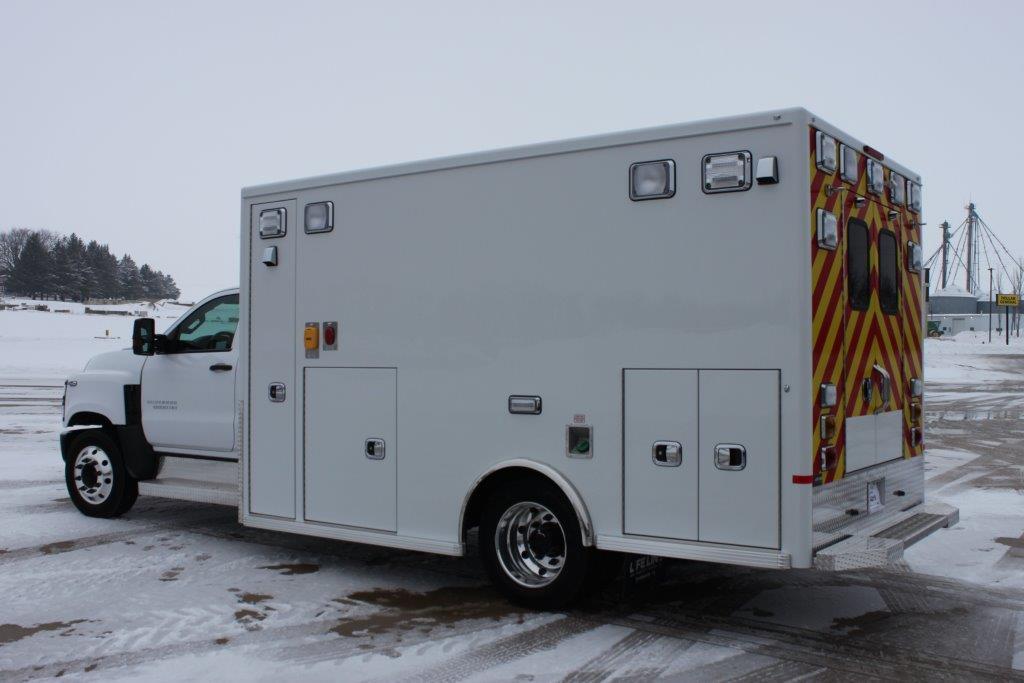 East Coke County Ambulance Service