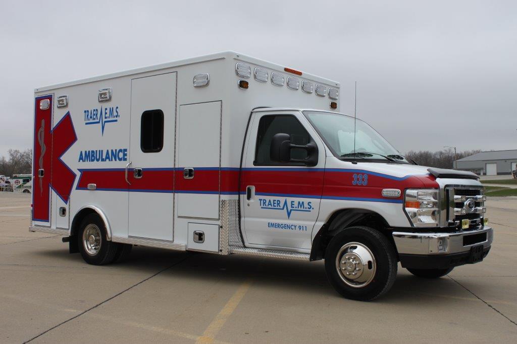 City of Traer Ambulance Service