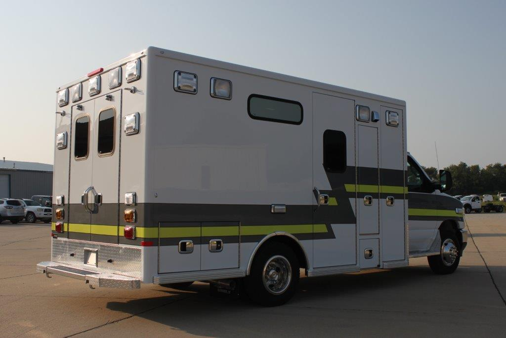 Mohall Ambulance Service