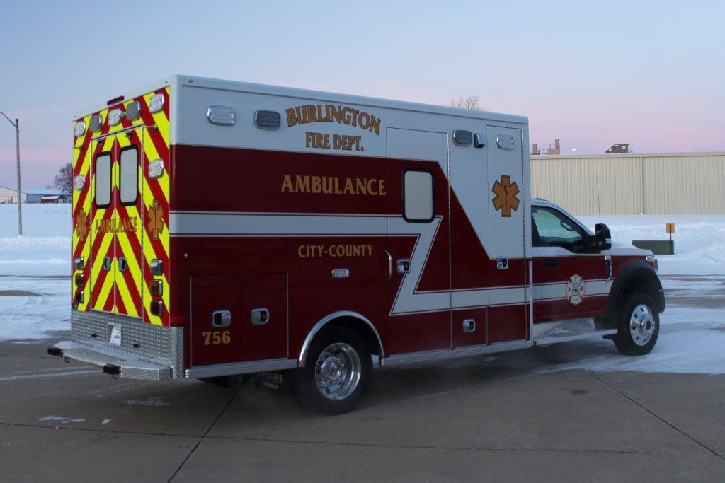 Burlington Fire Department