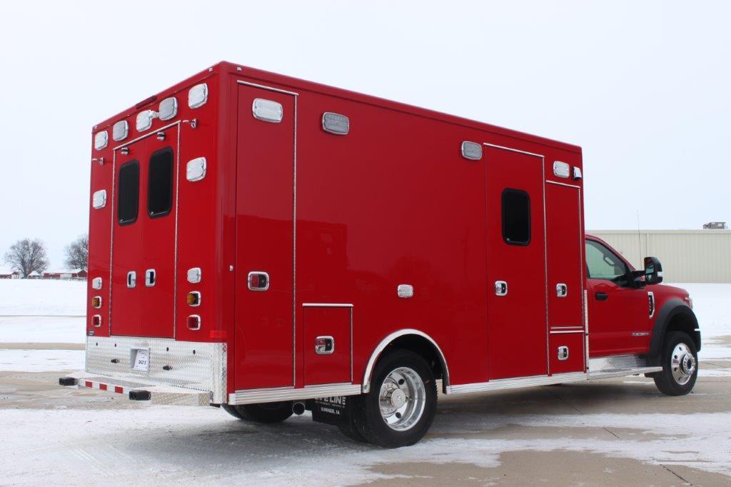 R & R Fire Truck Service-Demo