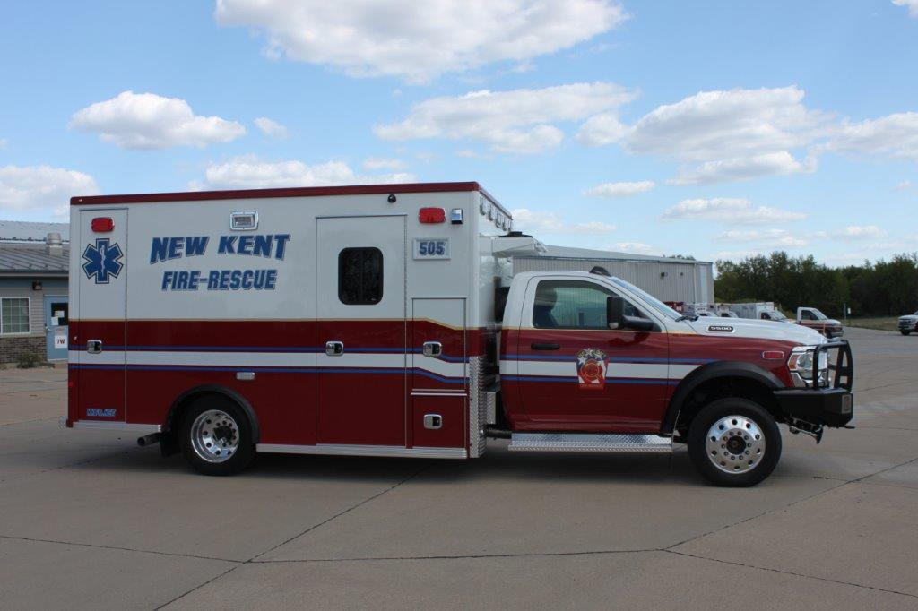 New Kent Fire-Rescue