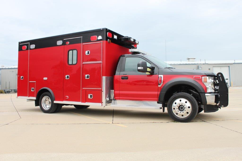 Randolph Fire Department